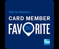 American Express Card Member Favorite